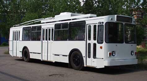 Троллейбус «ВМЗ-170». (отсутствует)